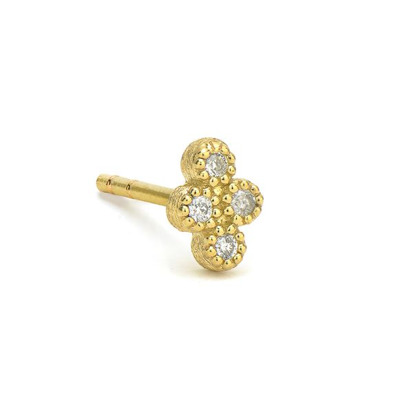 Petite Quad Diamond Stud Earring Carter's Jewelry, Inc. Petal, MS