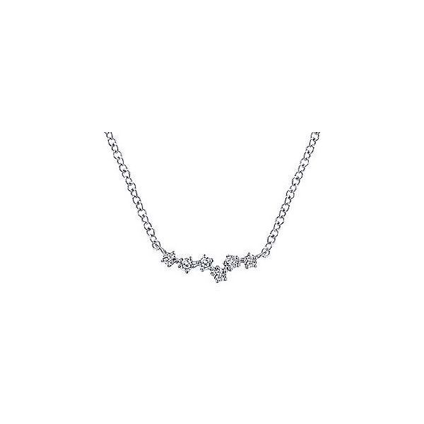 Constellation Diamond Bar Necklace Carter's Jewelry, Inc. Petal, MS