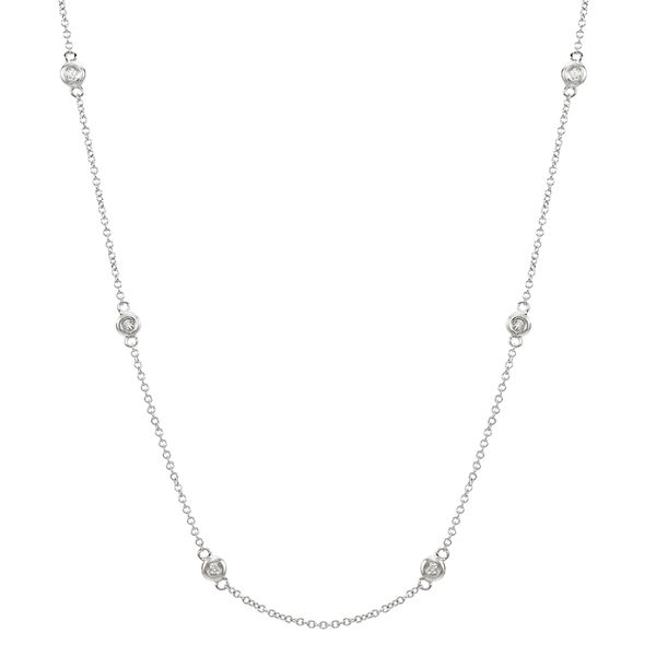 Diamond By The Yard Necklace Carter's Jewelry, Inc. Petal, MS