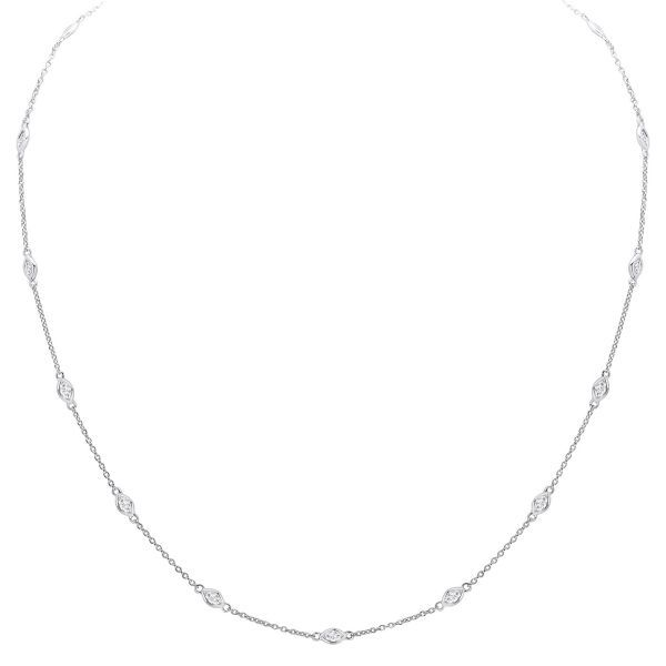 Diamond by the Yard Chain - 2 1/2 carat Carter's Jewelry, Inc. Petal, MS