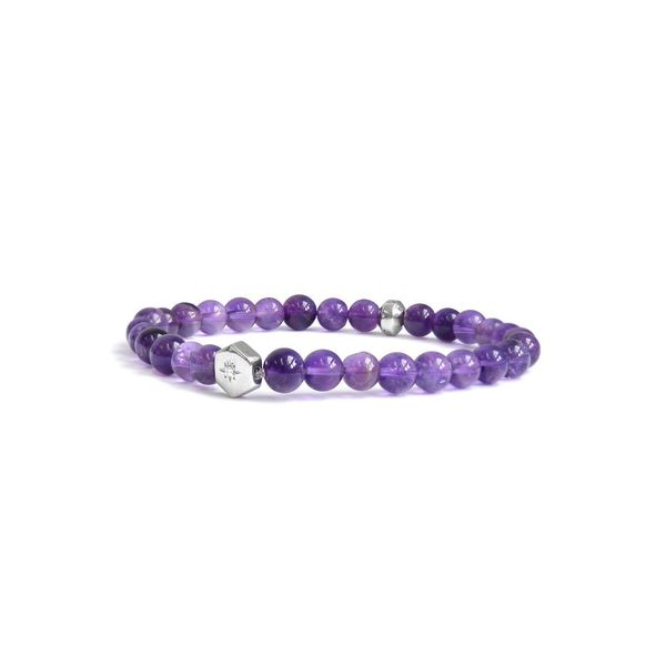 Amethyst Soul Bolt Bracelet Carter's Jewelry, Inc. Petal, MS