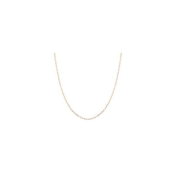 Mini Paper Clip Link Chain Carter's Jewelry, Inc. Petal, MS