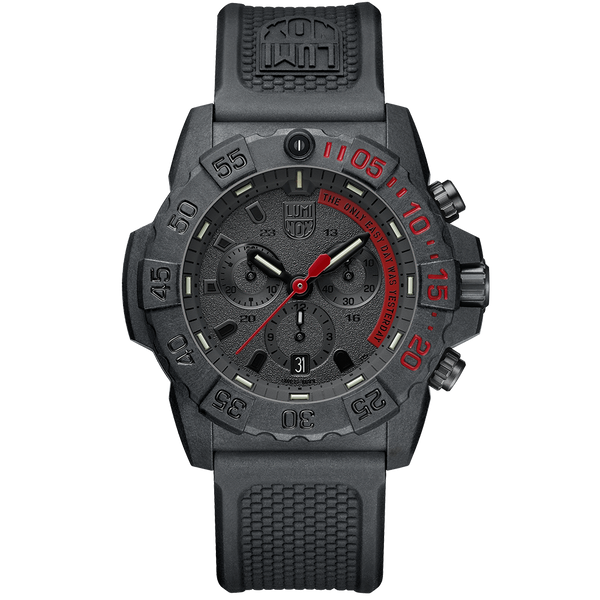 Luminox Navy SEAL Chronograph Carter's Jewelry, Inc. Petal, MS