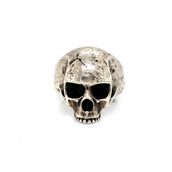 Men's Skull Ring Carter's Jewelry, Inc. Petal, MS