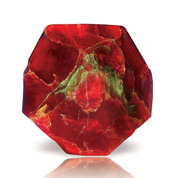 Garnet Soap Rock Carter's Jewelry, Inc. Petal, MS