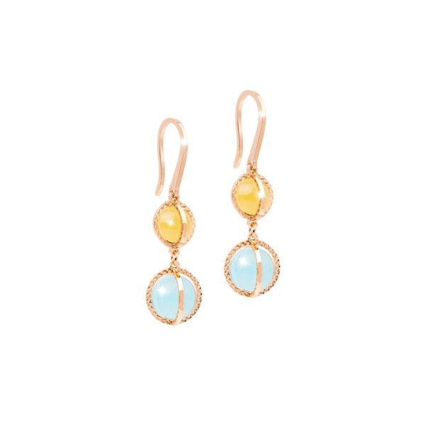 Earring Cellini Design Jewelers Orange, CT
