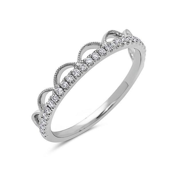 Royal Tiara Diamond Ring Champaign Jewelers Champaign Il
