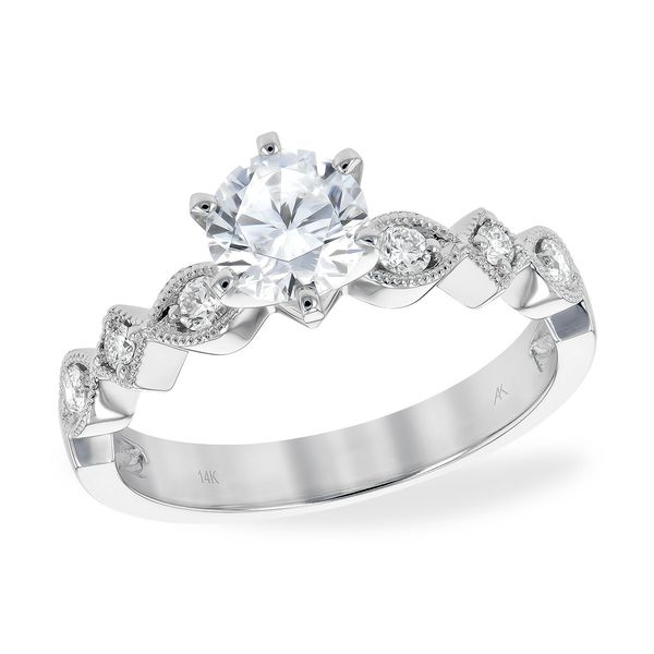 Diamond Engagement Ring Mountings Champaign Jewelers Champaign, IL
