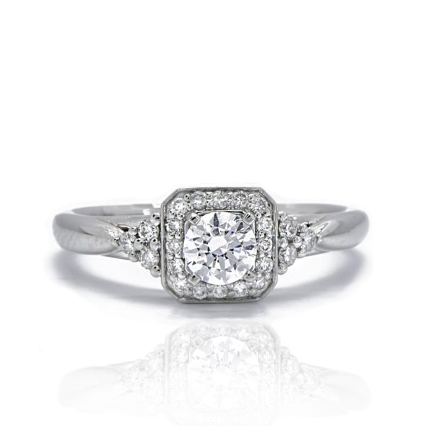 Diamond Engagement Ring Mounting Champaign Jewelers Champaign, IL