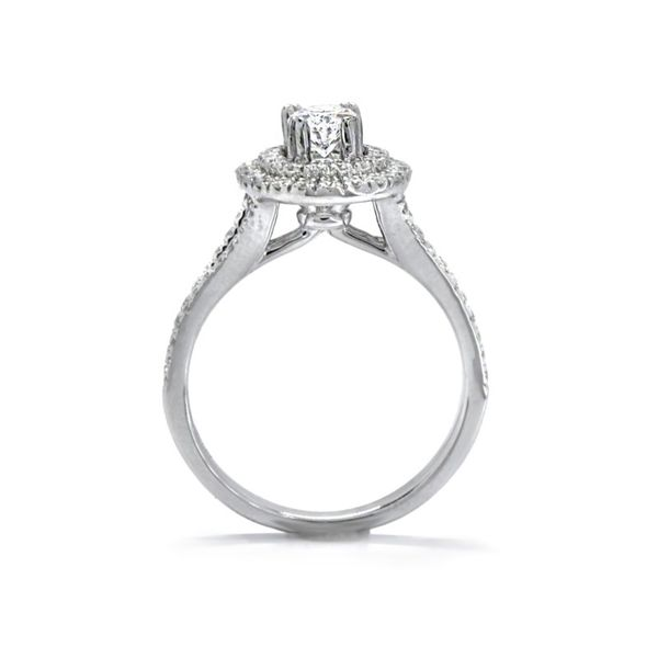 Diamond Engagement Ring Mounting Image 3 Champaign Jewelers Champaign, IL
