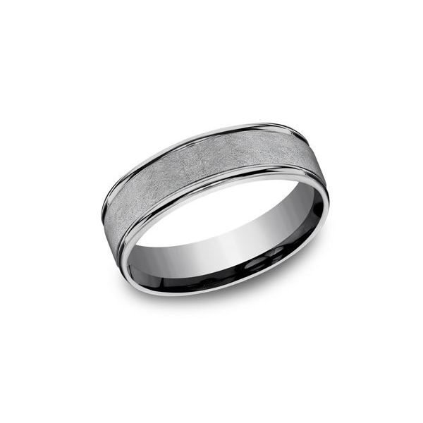 Tantalum Wedding Band Champaign Jewelers Champaign, IL