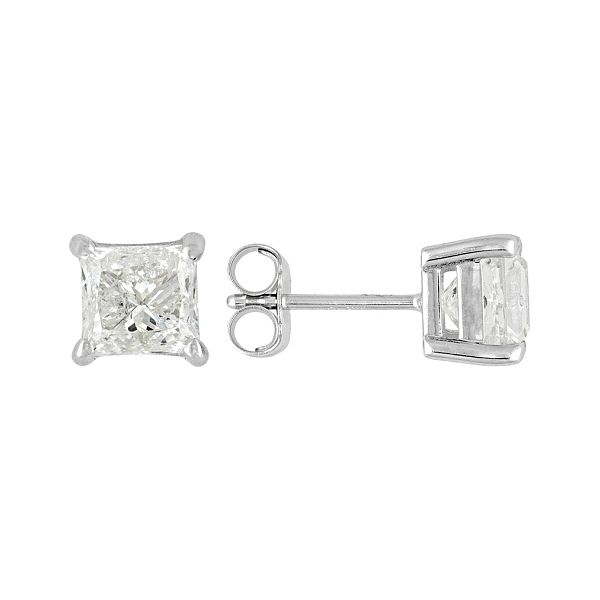 Diamond Earrings Chandel Jewelers Midland Park, NJ