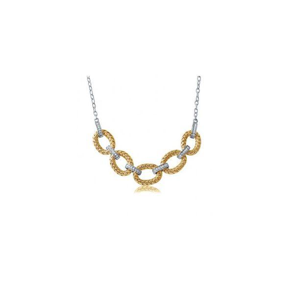 Charles Garnier Paris Silver Necklaces