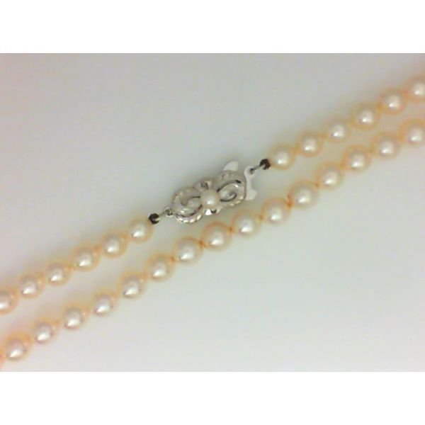 Pearl Necklace 5.5-6mm Fine 30.5