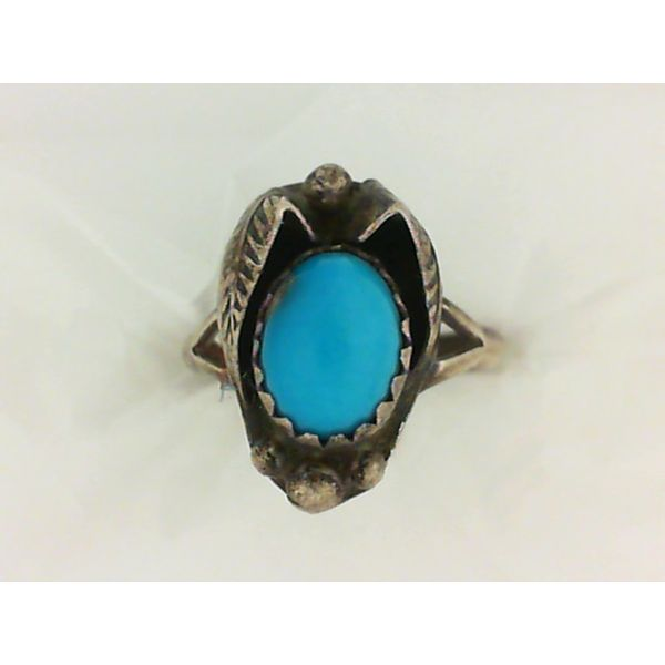 Sterling Silver Ring, Size 3.5 Chipper's Jewelry Bonney Lake, WA