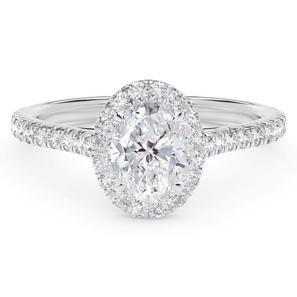 Diamond Engagement Ring Christopher's Fine Jewelry Pawleys Island, SC