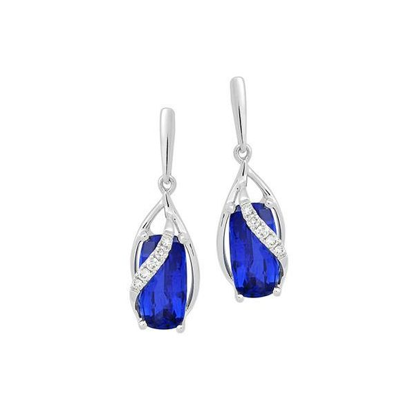 c38e16344 Chatham Colored Stone Earrings 001-210-01073 | Christopher's Fine Jewelry |  Pawleys Island, SC