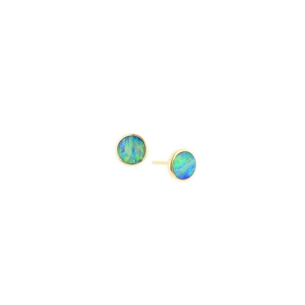 Kabana Colored Stone Earrings Christopher's Fine Jewelry Pawleys Island, SC