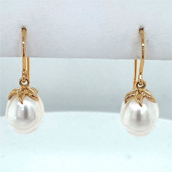 Galatea Pearl Earrings Christopher's Fine Jewelry Pawleys Island, SC