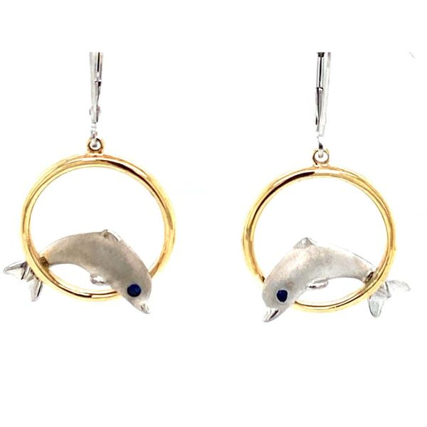 Nautical Earrings Christopher's Fine Jewelry Pawleys Island, SC