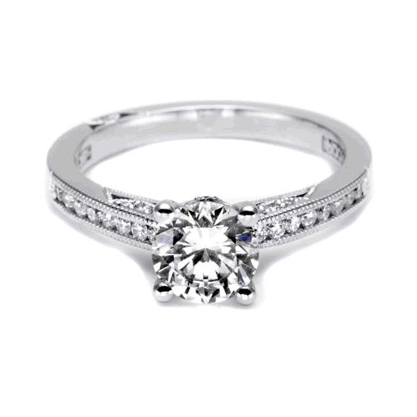 18K WG Ladies 0.70ct TW Forevermark/Tacori Diamond Ring Skaneateles Jewelry Skaneateles, NY