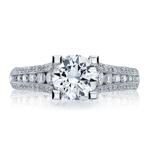 Tacori Bouquet Diamond Engagement Ring Skaneateles Jewelry Skaneateles, NY