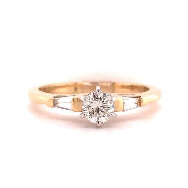 14K YG Ladies 0.46ct TW