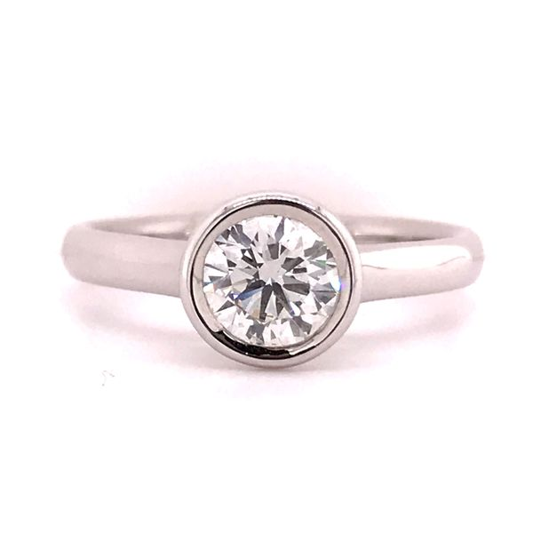 14K WG Ladies 0.70ct TW