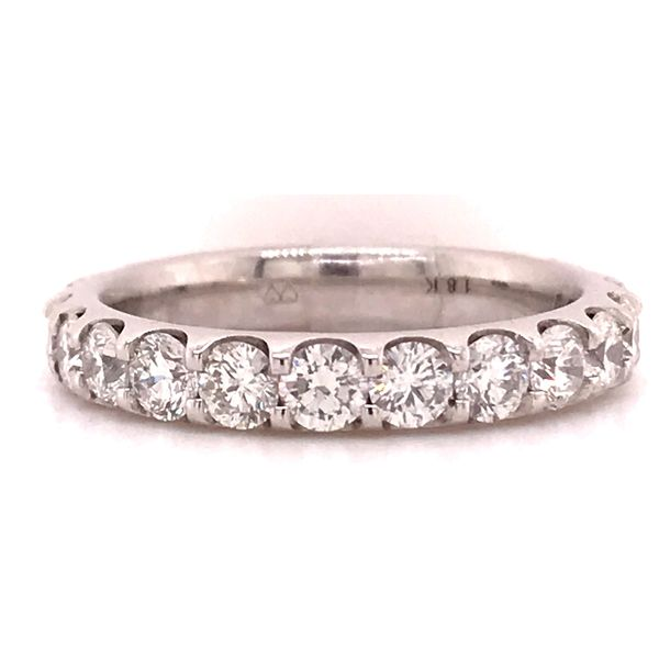 14K WG Ladies 0.53ct TW