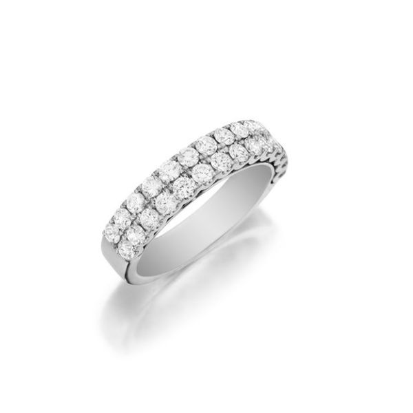 14K WG Ladies 1.20ct TW Diamond Henri Daussi Fashion Ring Skaneateles Jewelry Skaneateles, NY