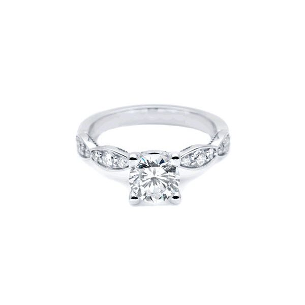 Tacori Marquise Pattern Engagement Ring Skaneateles Jewelry Skaneateles, NY