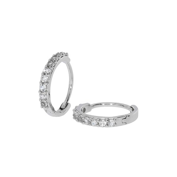 White Gold 1/5ct TW