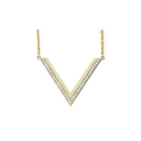 14K YG Ladies 0.35ct TW