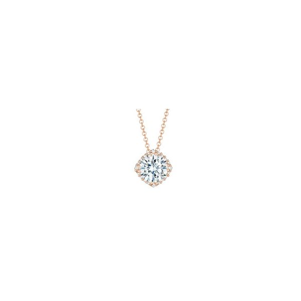 18K RG  Ladies Tacori