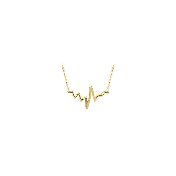 14K YG Ladies