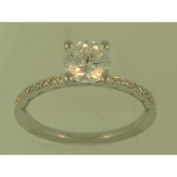 Engagement Ring Comstock Jewelers Edmonds, WA