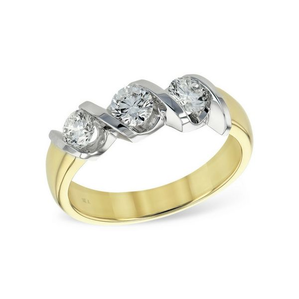 14K Gold .75ctw Diamond Band Confer's Jewelers Bellefonte, PA