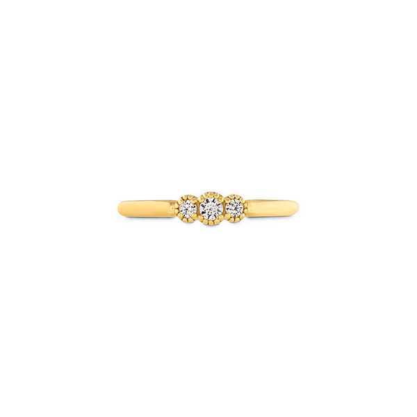 18k Yellow Gold Hearts On Fire Behati Sweetheart Band Confer's Jewelers Bellefonte, PA