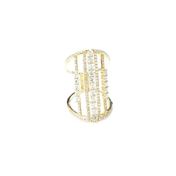 14K Gold 1.53ctw Diamond Ring Confer's Jewelers Bellefonte, PA