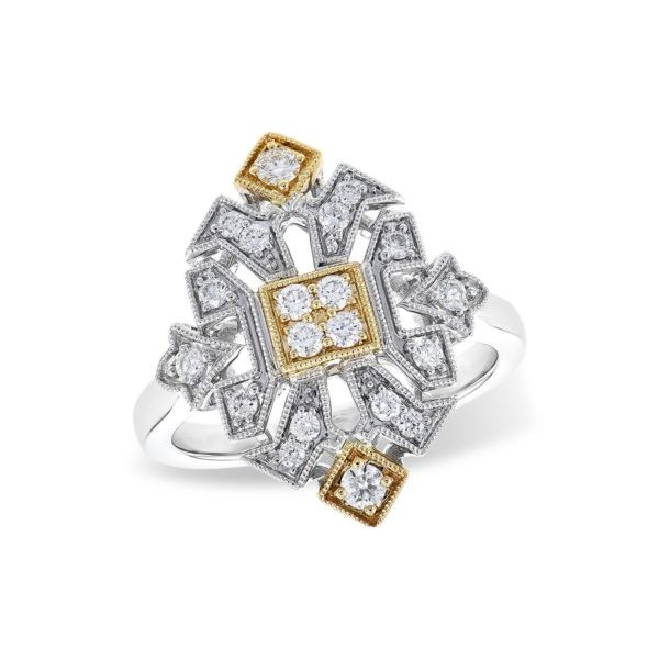Diamond Fashion Ring Confer's Jewelers Bellefonte, PA