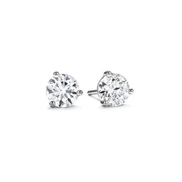 Hearts On Fire Diamond Studs Confer's Jewelers Bellefonte, PA