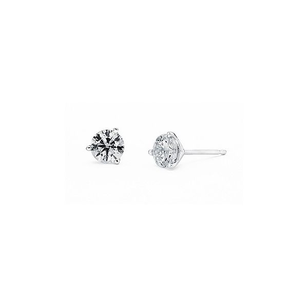Diamond Earrings Confer's Jewelers Bellefonte, PA