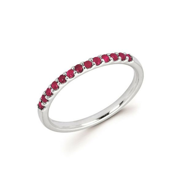 10K Gold Ruby Band Ring Confer's Jewelers Bellefonte, PA