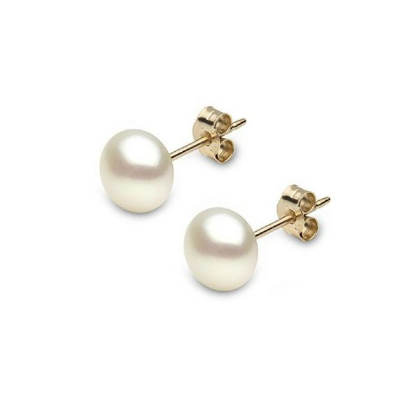 Pearl Earrings Confer's Jewelers Bellefonte, PA