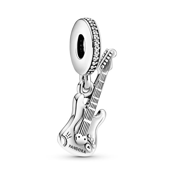 Electric Guitar Dangle Charm Confer's Jewelers Bellefonte, PA