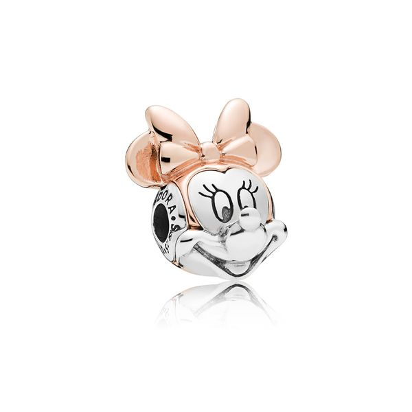 Disney, Two-tone Minnie Portrait - PANDORA ROSE™ - ESSENCE Confer's Jewelers Bellefonte, PA