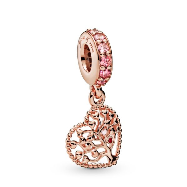 Tree of Love Dangle Charm PANDORA ROSE Confer's Jewelers Bellefonte, PA