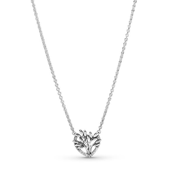 Heart Family Tree Collier Necklace Confer's Jewelers Bellefonte, PA
