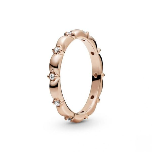 Flower Petals Band Ring - Pandora Rose™ Confer's Jewelers Bellefonte, PA