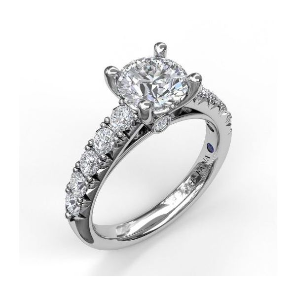 Engagement Ring Connie & V. Cross Jewelers Bossier City, LA